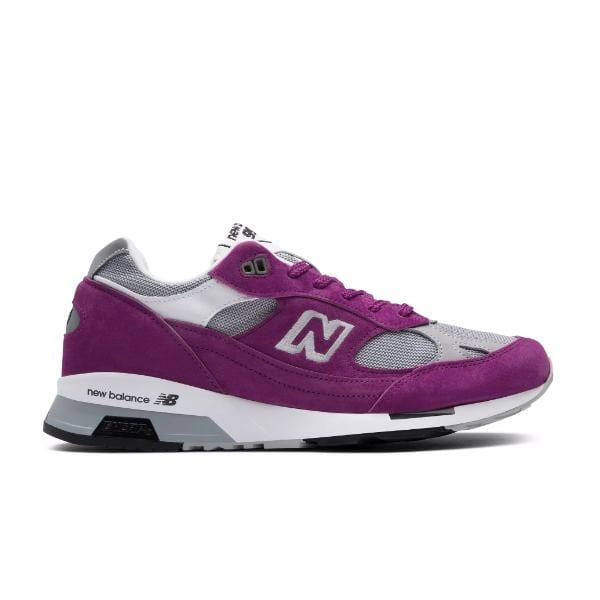 New Balance New Balance 991.5 Made In UK 'Purple / Grey' SOLEHEAVEN