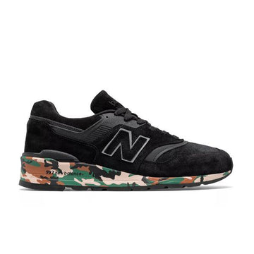 New Balance New Balance 997 Made in US 'Black / Camo' SOLEHEAVEN