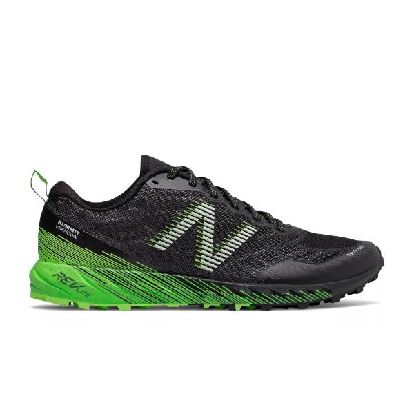 New Balance New Balance Summit Unknown 'Black / Energy Lime' SOLEHEAVEN