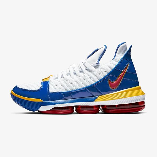 brand new fe553 2532e Nike Nike LeBron 16 SB 'Varsity Royal' at Soleheaven Curated Collections