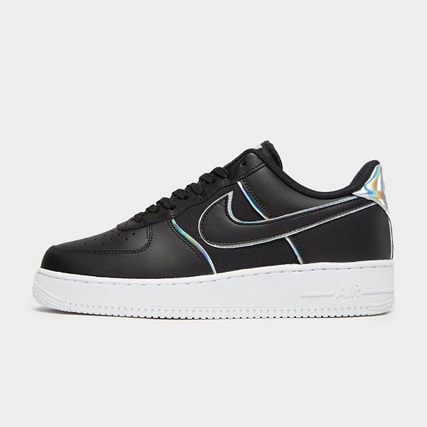 buy popular f98c9 6a33a Nike Air Force 1  07 LV8  Black Hologram