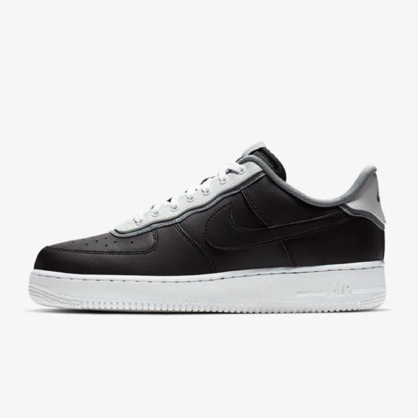 Nike Nike Air Force 1 '07 LV8 'Black / Pure Platinum' SOLEHEAVEN