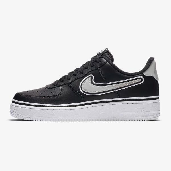 Nike Nike Air Force 1 '07 LV8 Sport 'Brooklyn Nets' SOLEHEAVEN