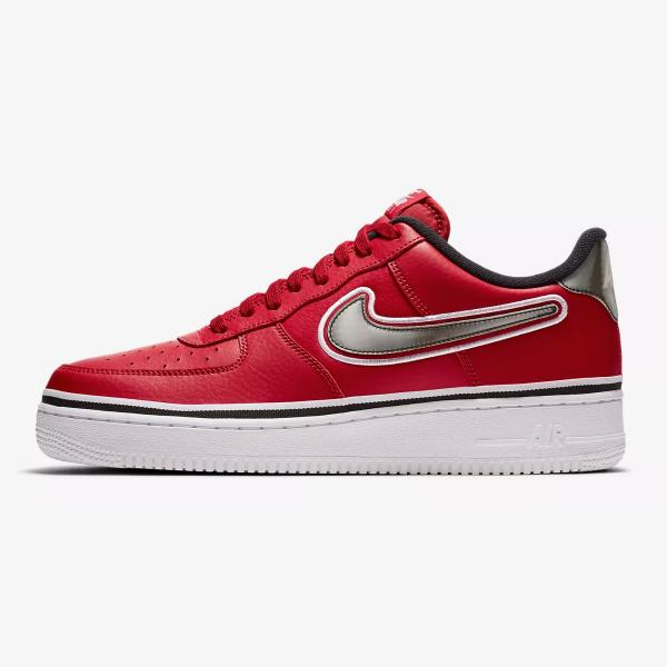 Nike Nike Air Force 1 '07 LV8 Sport 'Chicago Bulls' SOLEHEAVEN