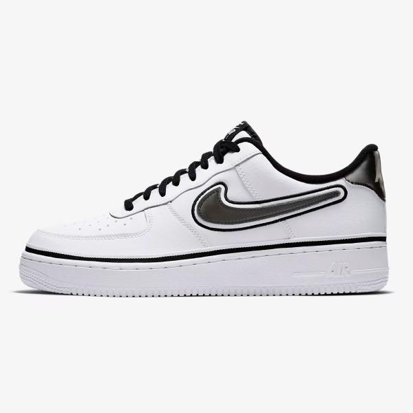 huge selection of 94429 40e1a Nike Nike Air Force 1  07 LV8 Sport  Spurs  SOLEHEAVEN
