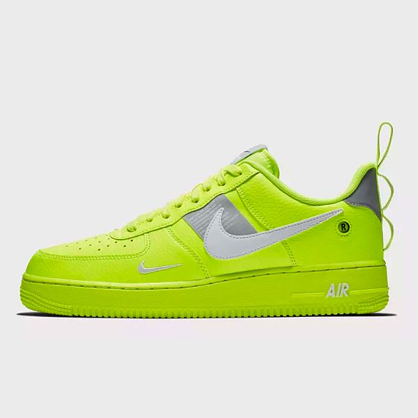 Nike Nike Air Force 1 '07 LV8 Utility 'Volt' at Soleheaven Curated Collections