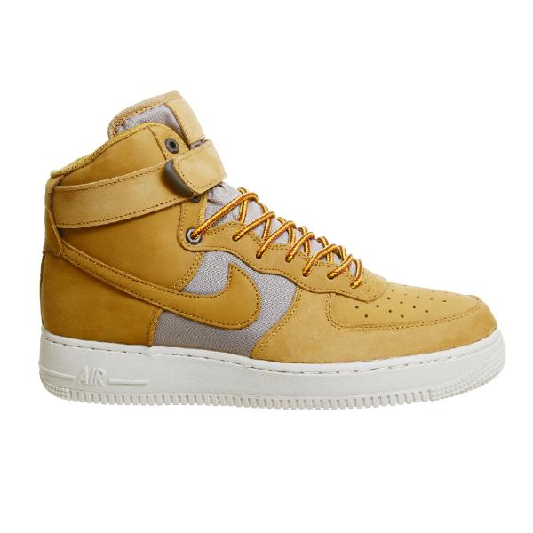 Nike Nike Air Force 1 Hi 'Monarch / Wheat' SOLEHEAVEN