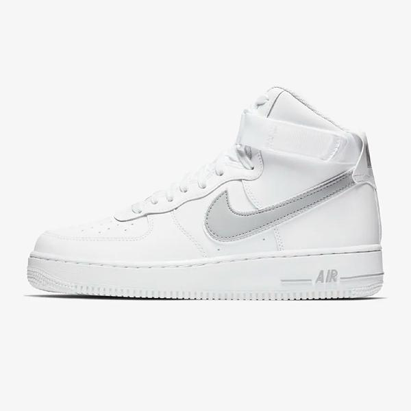 Nike Air Force 1 High '07 3 'White Wolf Grey'