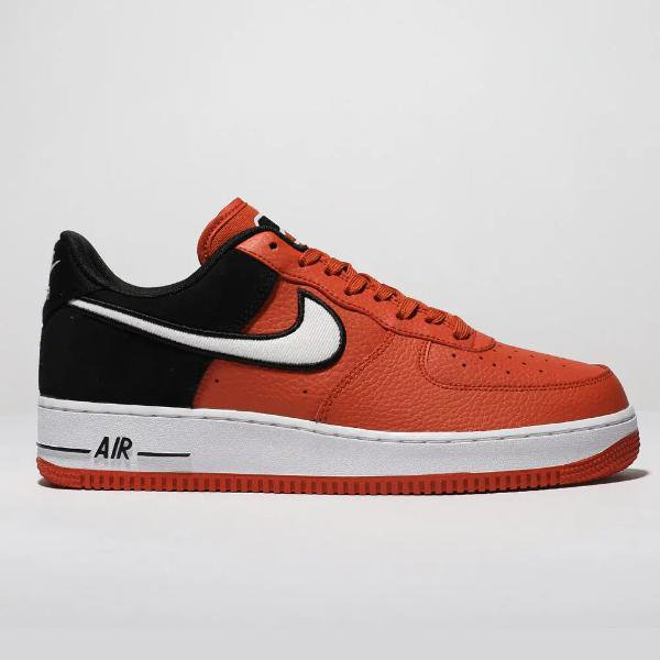 Nike Nike Air Force 1 LV8 'Black / Red' SOLEHEAVEN