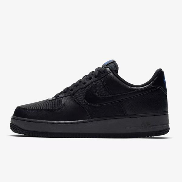 Nike Nike Air Force 1 Low '07 'Black / Anthracite' SOLEHEAVEN