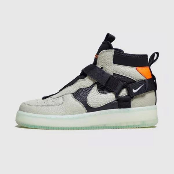 best value a41ac 3d825 Nike Nike Air Force 1 Mid Utility 'Grey / Black' at Soleheaven Curated  Collections