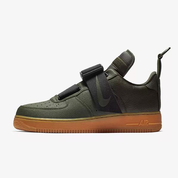 wholesale dealer dc4c0 897d4 Nike Nike Air Force 1 Utility  Sequoia  SOLEHEAVEN
