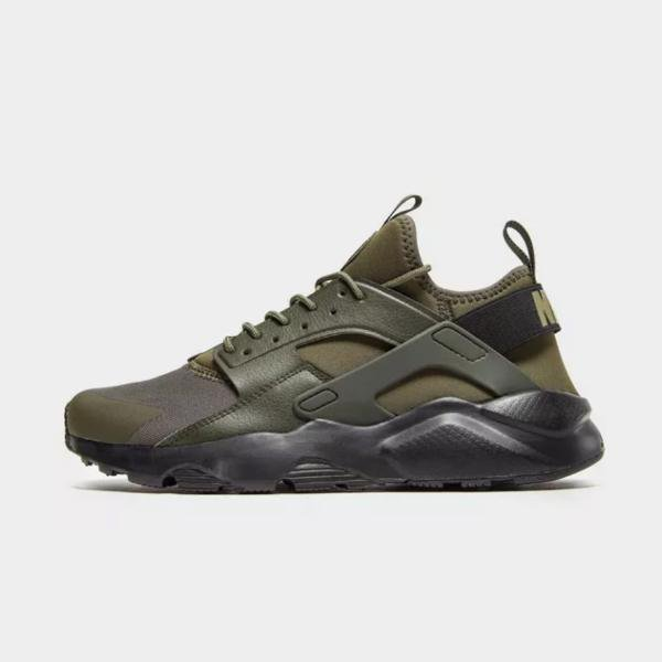 timeless design 0086a c1bc7 Nike Nike Air Huarache Ultra 'Green' at Soleheaven Curated Collections