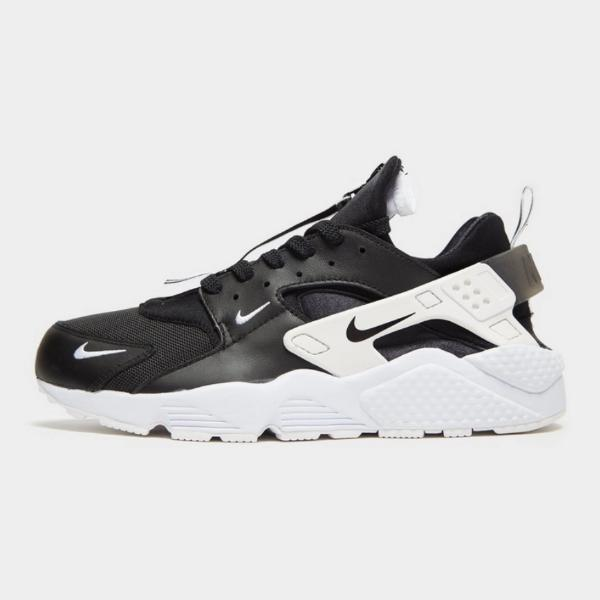 Nike Nike Air Huarache Zip 'Black / White' SOLEHEAVEN
