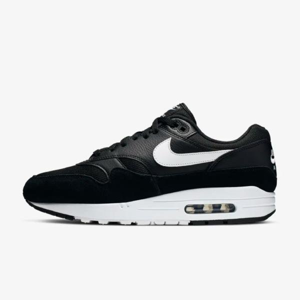 Nike Nike Air Max 1 'Black / White' SOLEHEAVEN