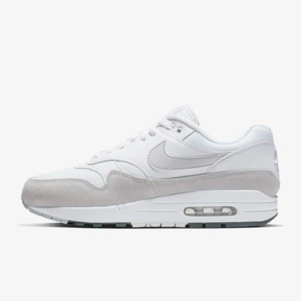 Nike Nike Air Max 1 'White / Cool Grey' SOLEHEAVEN