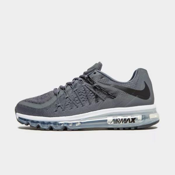 Nike Nike Air Max 2015  Grey   Black  at Soleheaven Curated Collections 19bc6a81f