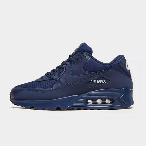 Nike Nike Air Max 90 Essential 'Navy' SOLEHEAVEN