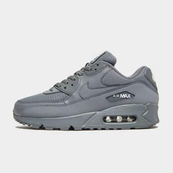 Nike Nike Air Max 90 Essential 'Grey Blue' at Soleheaven Curated Collections