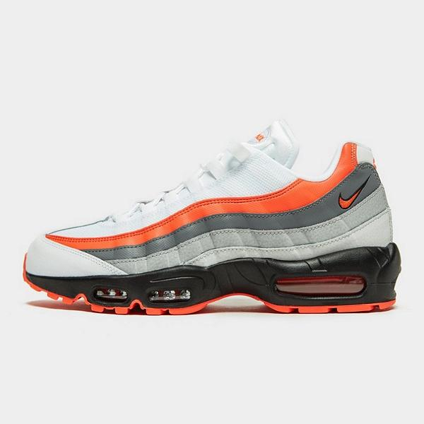 outlet store a5c75 5f220 Nike Nike Air Max 95 Essential  Total Orange  SOLEHEAVEN
