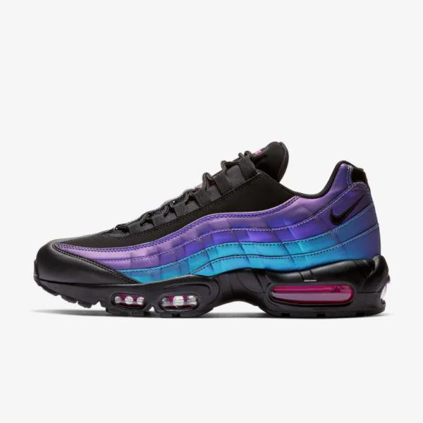 4910a13723fd7 Nike Nike Air Max 95 PRM  Throwback Future  SOLEHEAVEN