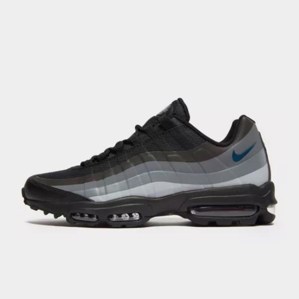 grossiste a5c6e 34eb2 Nike Air Max 95 Ultra SE 'Black / Grey'