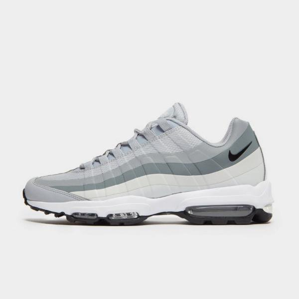 Nike Nike Air Max 95 Ultra SE 'White / Grey' SOLEHEAVEN