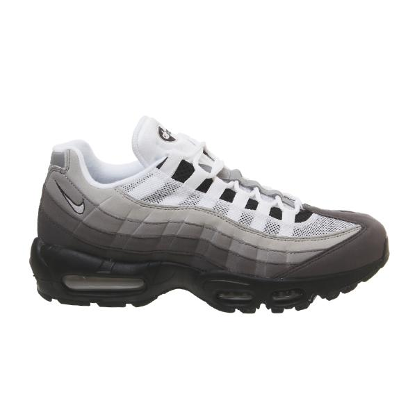 new style 25849 1ce5a Nike Nike Air Max 95 'White / Black' at Soleheaven Curated Collections