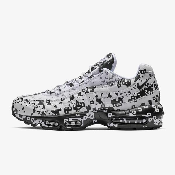Nike Nike Air Max 95 x Cav Empt 'White Black' at Soleheaven Curated Collections