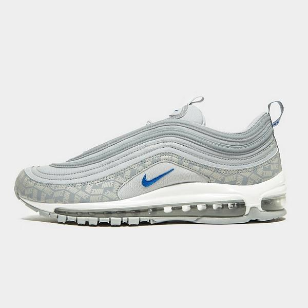 new style fea8c c1244 Nike Nike Air Max 97 OG 'Wolf Grey / Racer Blue' at Soleheaven Curated  Collections