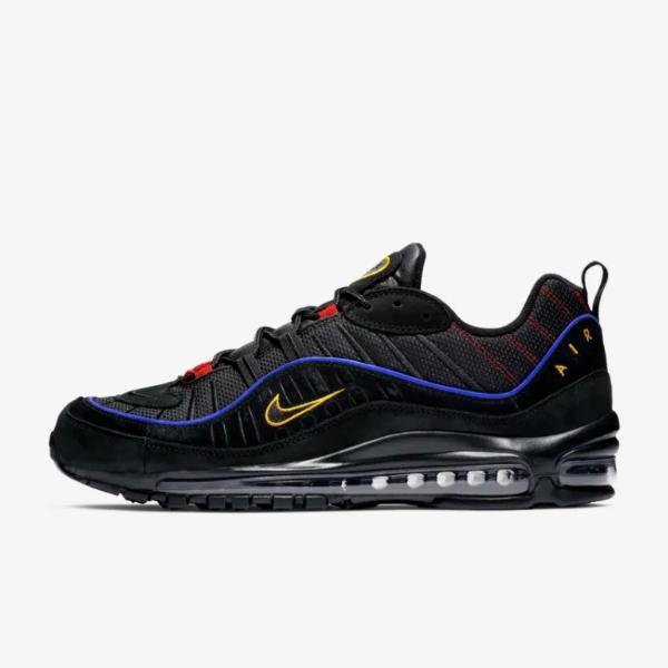tonto De otra manera Feudal  Nike Nike Air Max 98 Present at Soleheaven Curated Collections
