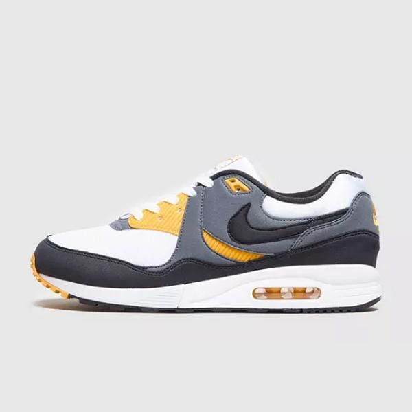 Nike Nike Air Max Light 'Grey / Orange' SOLEHEAVEN