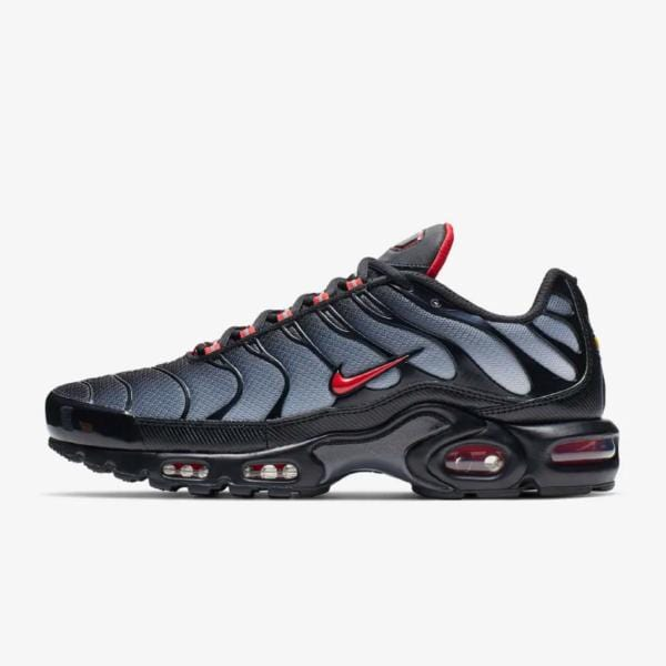 Nike Nike Air Max Plus 'Black Wolf Grey' at Soleheaven Curated Collections