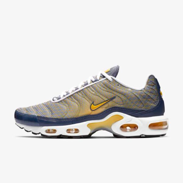 Nike Nike Air Max Plus OG 'Spun Yellow' SOLEHEAVEN