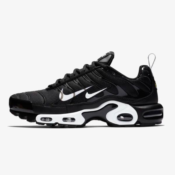 Nike Nike Air Max Plus Premium 'Black White' at Soleheaven Curated Collections