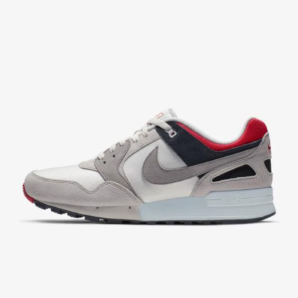 info for 0d047 aad43 Nike Air Pegasus 89 SE  Light Bone   Red