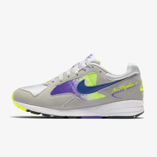 Nike Nike Air Skylon II 'Wolf Grey Volt' at Soleheaven Curated Collections
