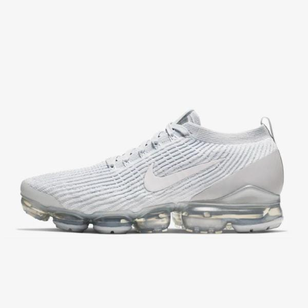huge discount e1b47 954cc Nike Air Vapormax Flyknit 3  White