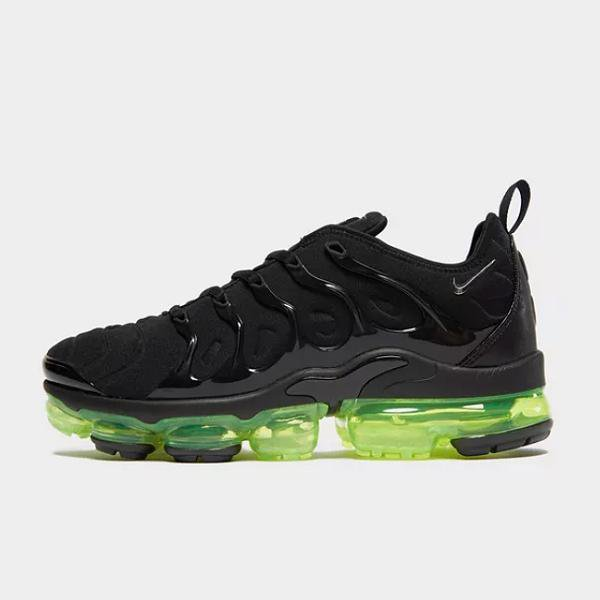 Nike Nike Air Vapormax Plus 'Black Volt' at Soleheaven Curated Collections