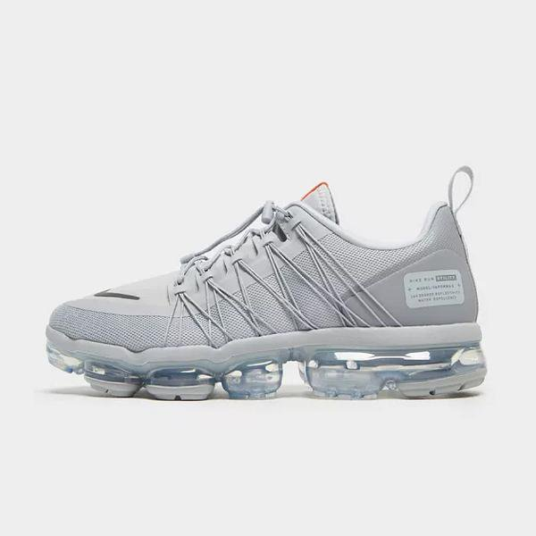 269be57f38e Nike Nike Air Vapormax Run Utility  Triple Grey  SOLEHEAVEN