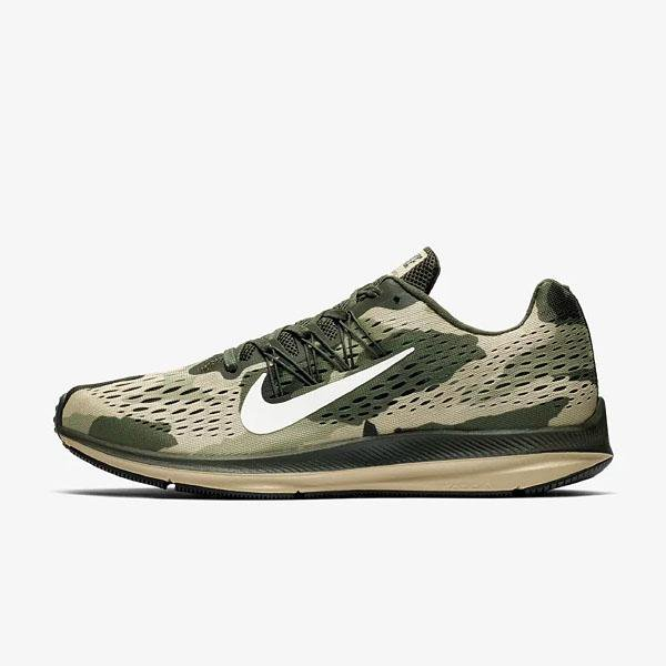 Nike Nike Air Zoom Winflo 5 'Camo' at Soleheaven Curated Collections