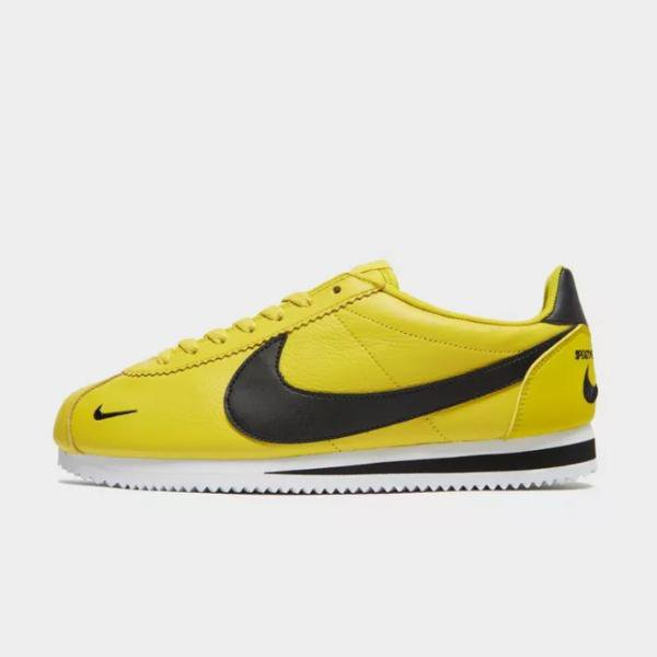 separation shoes 06e5b 9df3a Nike Nike Cortez Leather 'Yellow / Black' at Soleheaven Curated Collections
