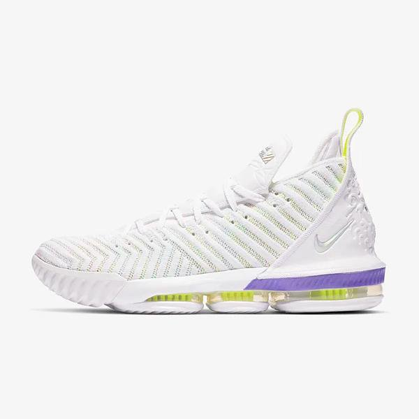 Nike Nike LeBron 16 'Hyper Grape' SOLEHEAVEN