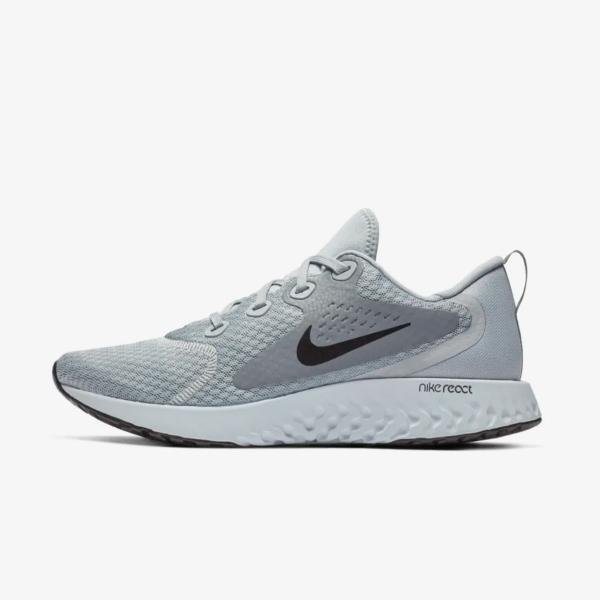 newest ca16c dbe7b Nike Nike Legend React  Wolf Grey  SOLEHEAVEN