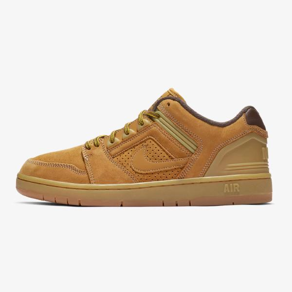 Nike Nike SB Air Force II Low Premium 'Wheat' at Soleheaven Curated Collections