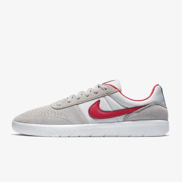 Nike Nike SB Team Classic 'Grey / Red' SOLEHEAVEN
