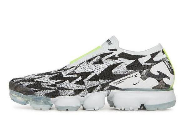 Buy Nike Special Project Nike Special Project Acronym Air Vapormax FK Moc 2 Sneakers slam jam socialism online now at Soleheaven Curated Collections