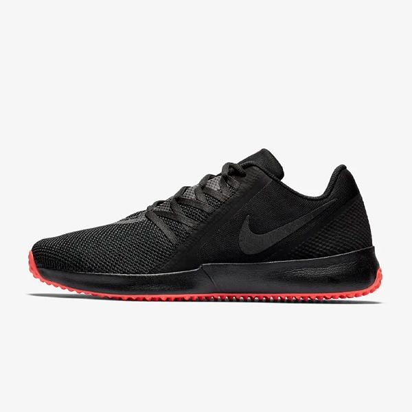 94094553 Nike Nike Varsity Complete Trainer 'Black / Bright Crimson' at Soleheaven  Curated Collections
