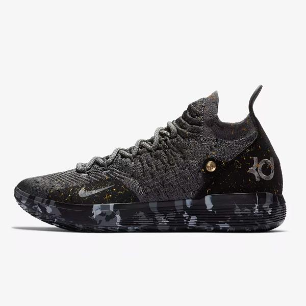 99b15628889 Nike Nike Zoom KD 11  Gold   Multi  at Soleheaven Curated Collections