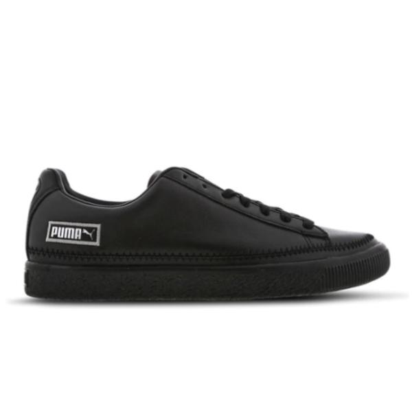 Puma Puma Basket Stitch 'Black / White' SOLEHEAVEN